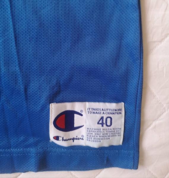 Authentic jersey Hardaway Orlando Magic 1990's Ch… - image 6