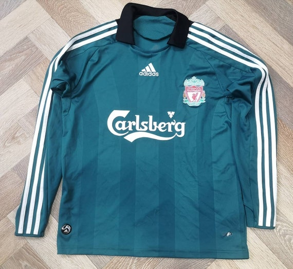 Jersey Liverpool 2008-2009 third Adidas