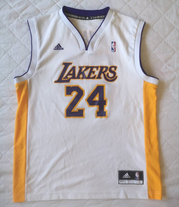Jersey Kobe Bryant Los Angeles Lakers NBA Adidas