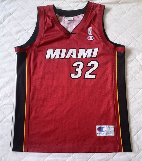 Authentic jersey Shaquille O'Neal Miami Heat NBA C
