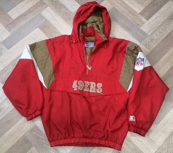 Authentic Jacket San Francisco 49ers Starter NFL 1
