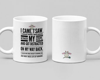 Funny mug - Large 11-15oz mug - mugs for women, friend, boss, or spouse - perfect birthday, Christmas, Hanukkah, Just Because - unique