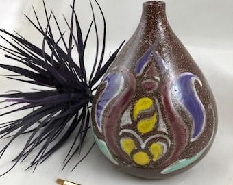 Incense Burner-Lotus Onion Bulb-Lotus Design