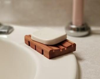 Cedar Soap Dish, Wood, Handmade, The Original
