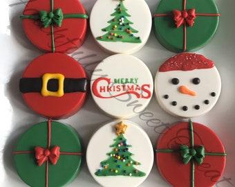 Christmas Chocolate Etsy