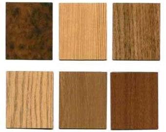 Oak  Cedar Cherry Walnut Plywood shelf. Unfinished.Choose Your Size.