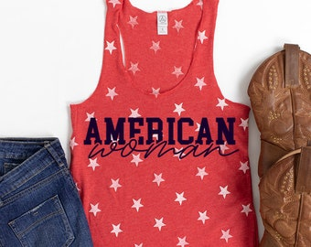 American Woman SVG   4th of July SVG   Fourth of July SVG   Patriotic svg   Memorial Day svg   July 4th svg   Stars and Stripes svg