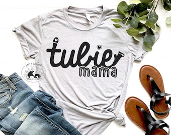 Tubie Mama SVG | G-Tube SVG | Mom of a Tubie SVG | Tubie Mom svg | I love a Tubie svg | Feeding Tube Awareness | svg png dxf files