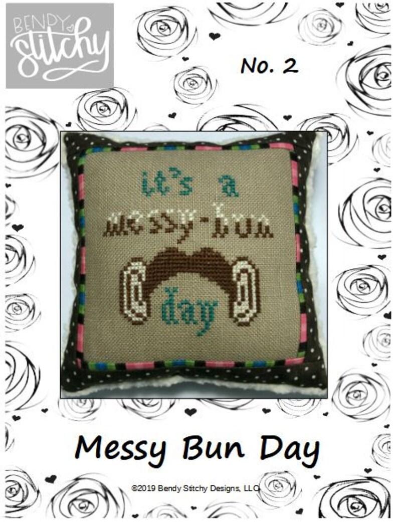 Messy Bun Day image 0