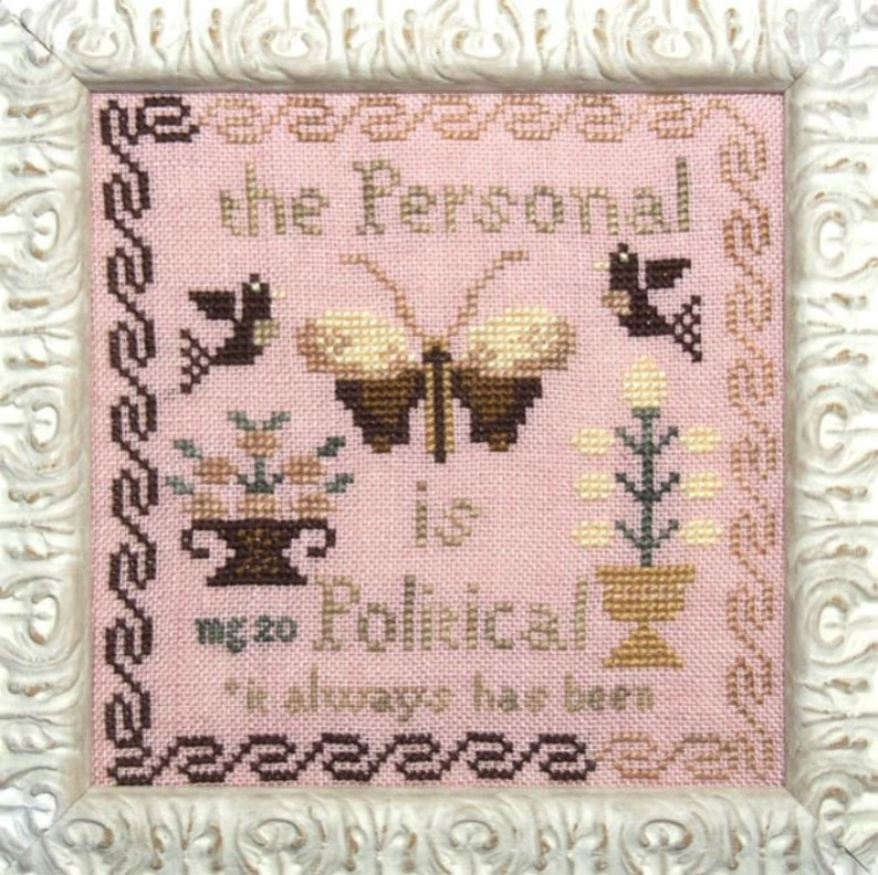 Personal is Political image 0