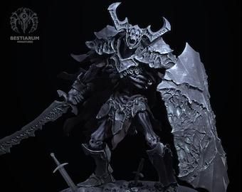 Death Knight Miniature