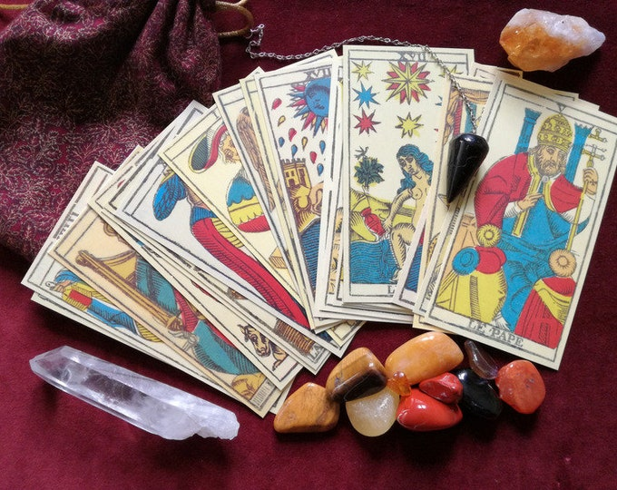 30 Minute Tarot Reading -