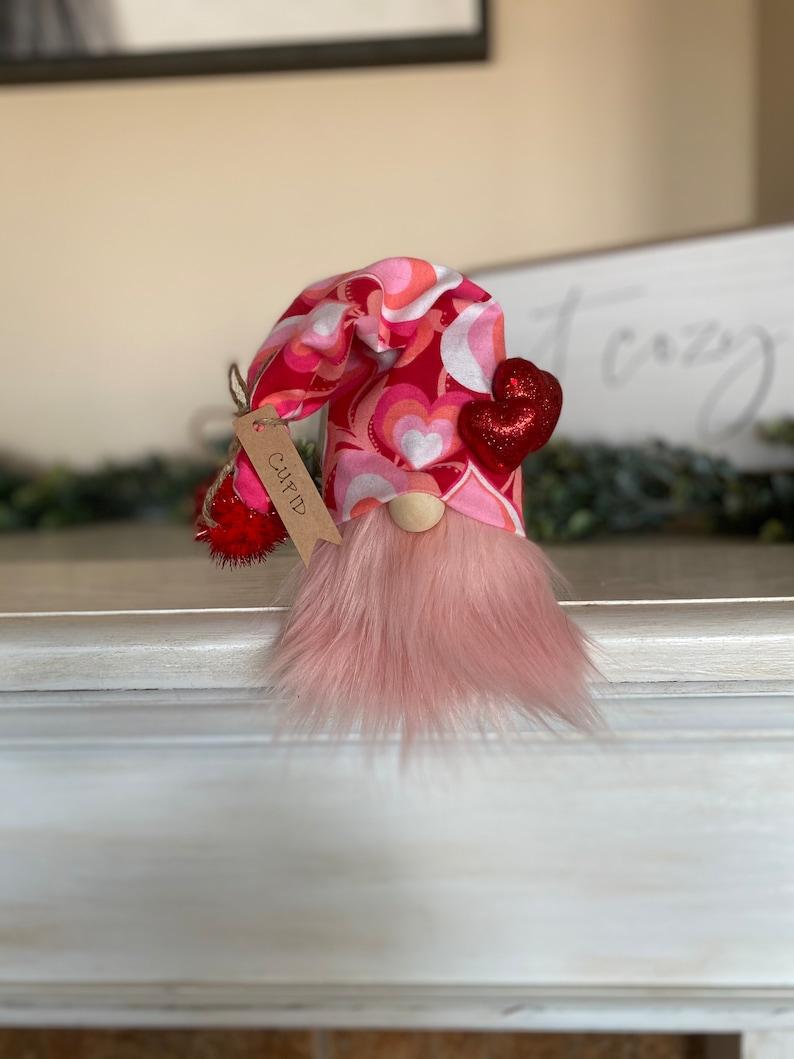 Cupid The Valentine Gnome