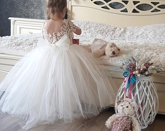 Toddler Dress For Wedding Etsy