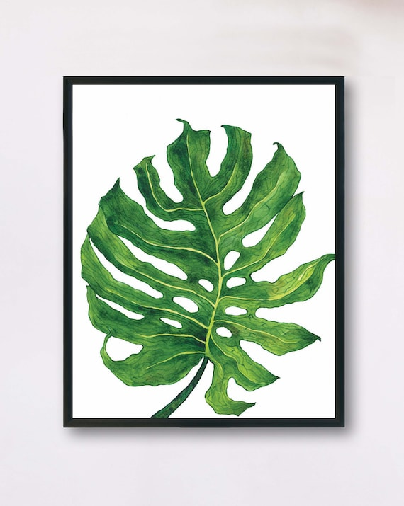 Watercolor Printable Wall Art Tropical Leaves Painting Green Etsy Art tropical tropical leaves tropical artwork tropical design tropical plants canvas wall art download premium illustration of rectangle golden frame on a tropical background by adj about. watercolor printable wall art tropical leaves painting green leaves printable painting instant download tropical leaves art monstera