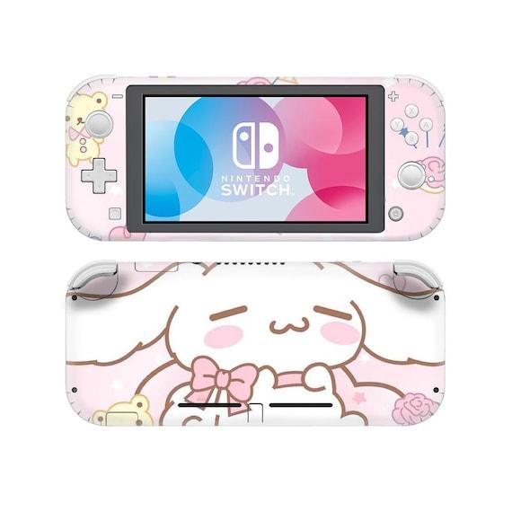 Cinnamoroll Nintendo Switch Lite Skin Cute Nintendo Switch Etsy