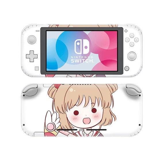 Cute Cardcaptor Sakura Nintendo Switch Lite Skin Cute Etsy