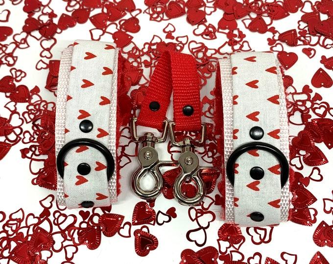 Valentine's Day Cuff Set