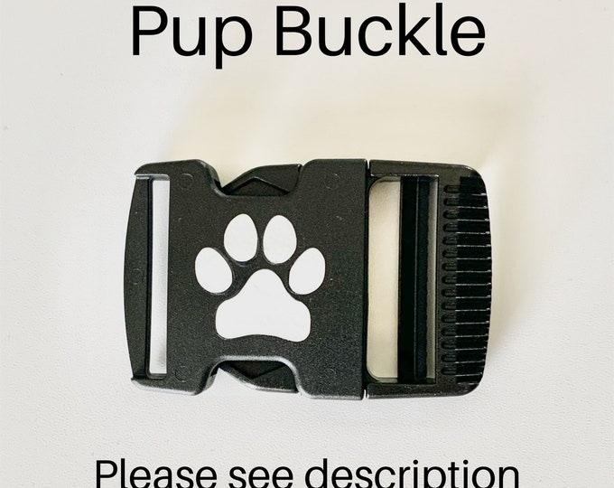Pup Buckle Add On