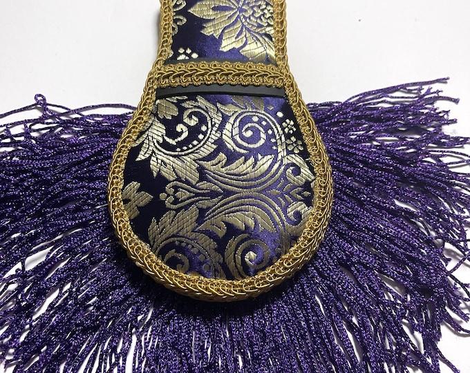 Custom Harness Epaulette Add On