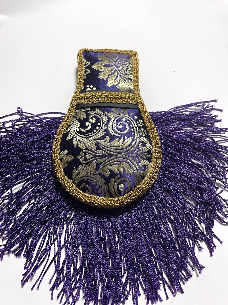 Custom Harness Epaulette Add On image 1