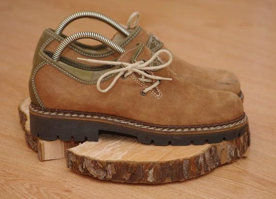 Original KILVANA Genuine boots Leather Bavarian T… - image 2