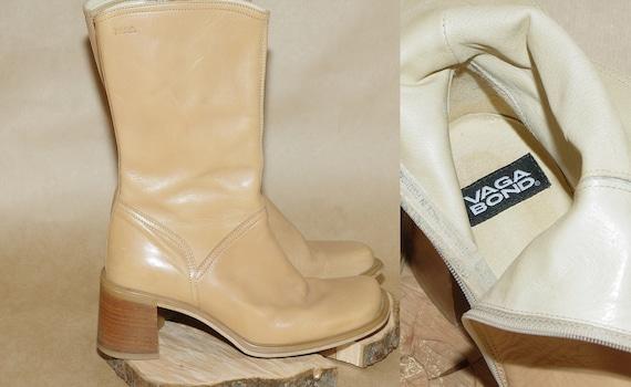 Vintage VEGA BOND boots size 41. Rare vagabond boo