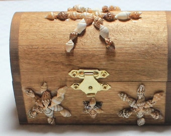 Nautical Treasure Chest