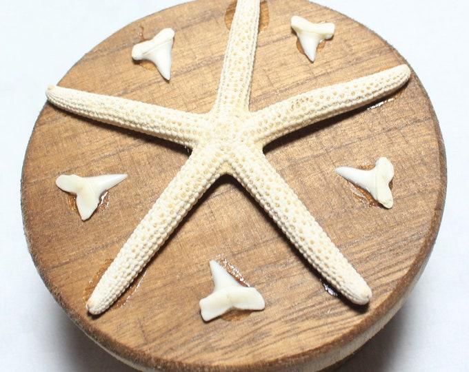 Round Star Box