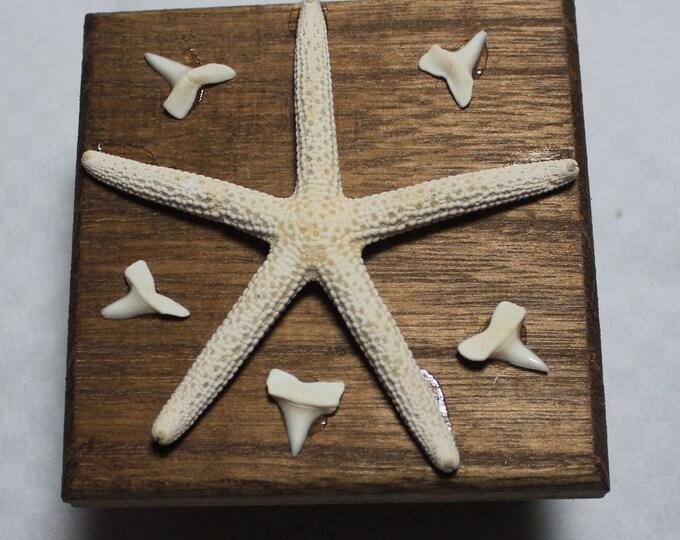 Square Star Box