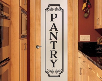 Pantry Door With Glass Etsy