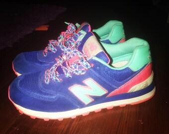 Patriótico Malversar interfaz  New balance sneakers   Etsy
