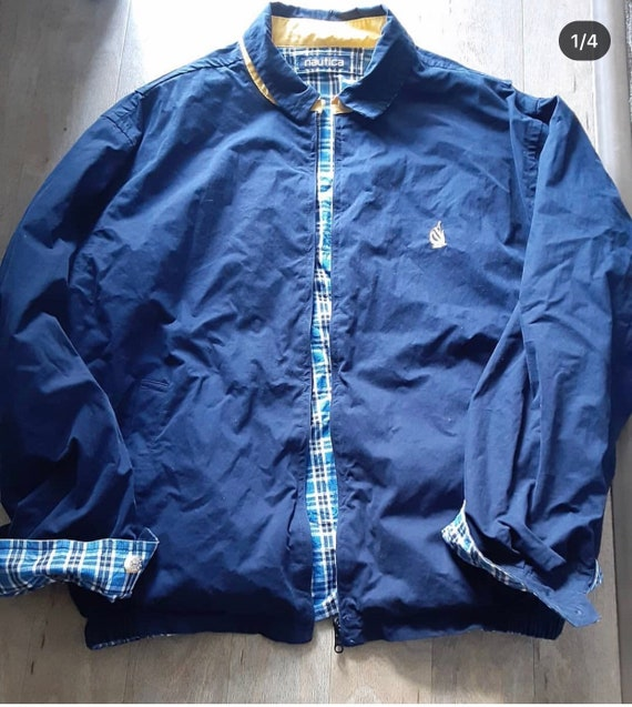 90s reversible Nautica jacket