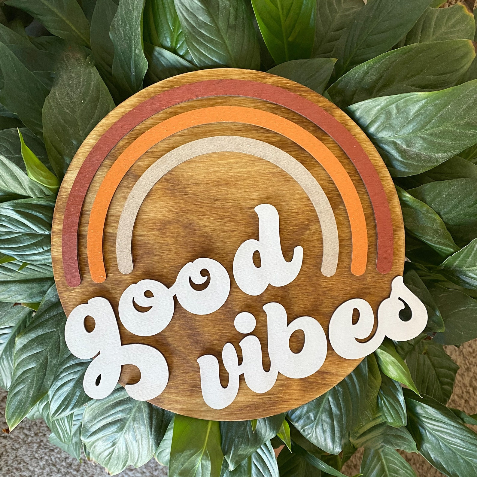 Good Vibes Wall Decor