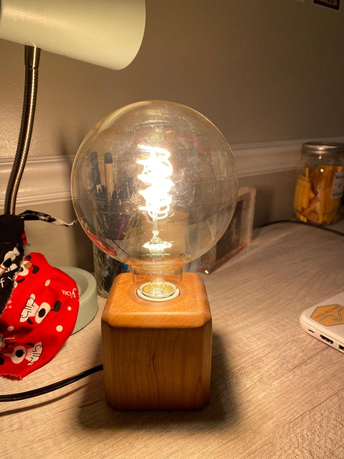 Modern Edison Lamp - Eclairage