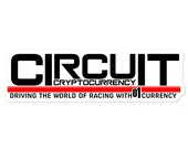 CIRCUIT Logo sticker