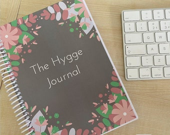 Hygge in the Early Years Journal in Coil Bound