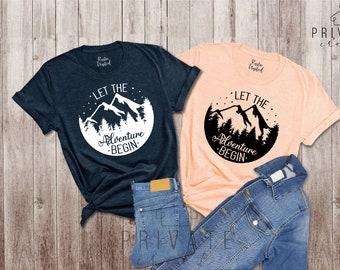 Mountain Shirt,Family Vacation Shirts,Gift For Summer Shirts,Custom Family Matching Shirt,Lake Vacation Shirts,Lake Life,Family Trip Tee