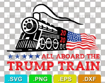Trump Train Etsy