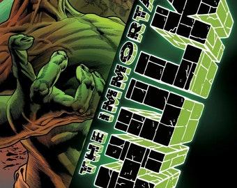 Immortal Hulk #11 Variant 3rd Print NM Unread