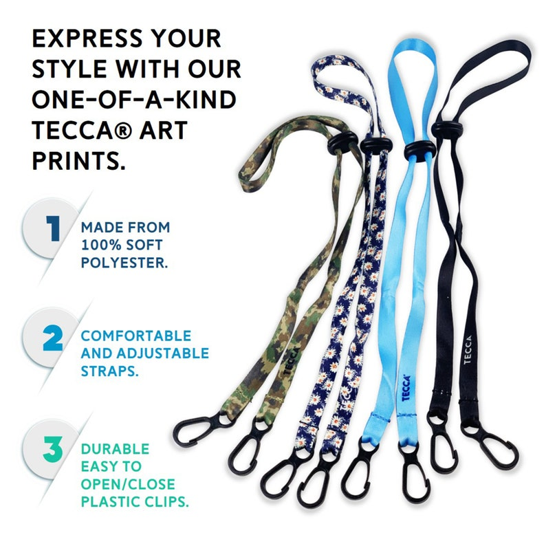 1-2-OR-4 Pack Face Mask Lanyard or Holder Gifts for Her/Him