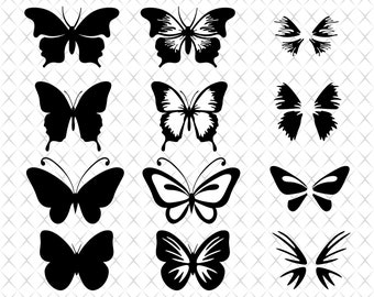Butterfly Svg Free Etsy