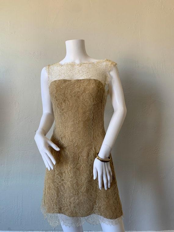 Vintage Vera Wang lace Dress