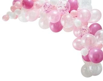 Hen Night Pink Mini Hen Night Tiaras Pk6