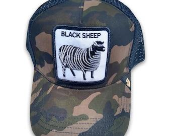 Mother of Dogs Old English Sheepdog Outdoor Snapback Sandwich Cap Adjustable Baseball Hat Trucker Cap
