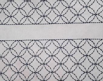 Circle Together Swedish weave pattern