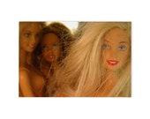 Gossip Postcard | Fashion Dolls 4x6 Moody Flat Card