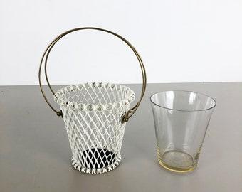 1960s Modernist Mategot Style Flower Pot Plant Stands Vases, France midcentury modern | Panton Eames ERA design 70s interior