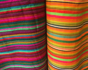 Mexican fabric by the yard