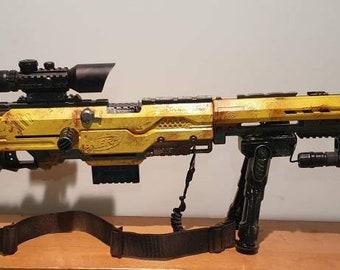 MADE TO ORDER - custom painted Nerf Guns